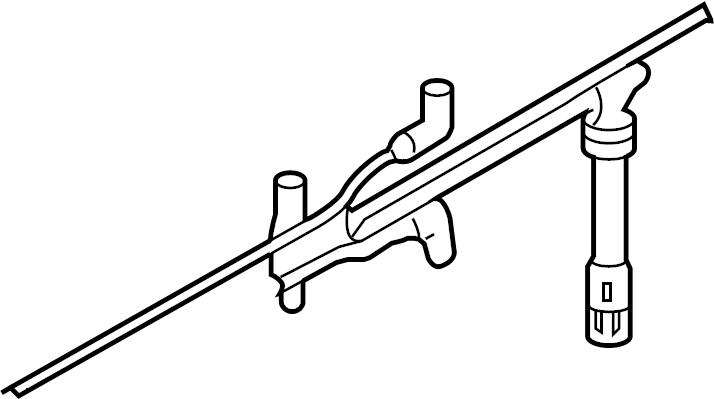 Volkswagen Beetle Convertible Spark Plug Wire