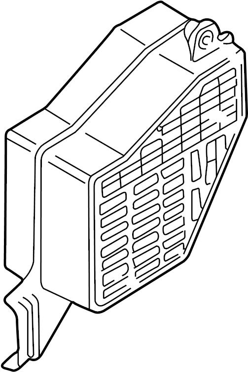 Volkswagen Passat Wagon Fuse Box  Convertible   Coupe